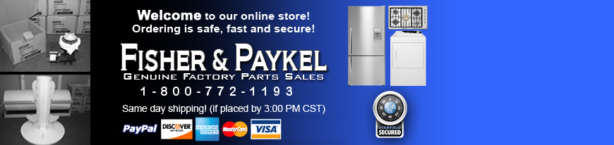 Fisher Paykel Genuine Parts Sales