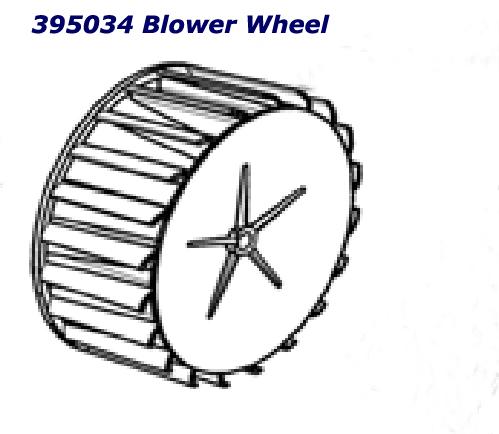 395034 Blower Fan