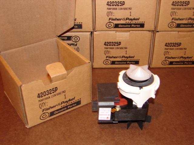 420325P Washer Pump